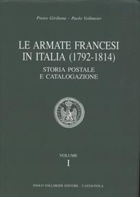 Le Armate francesi in Italia (1792-1814) - Storia postale e catalogazione